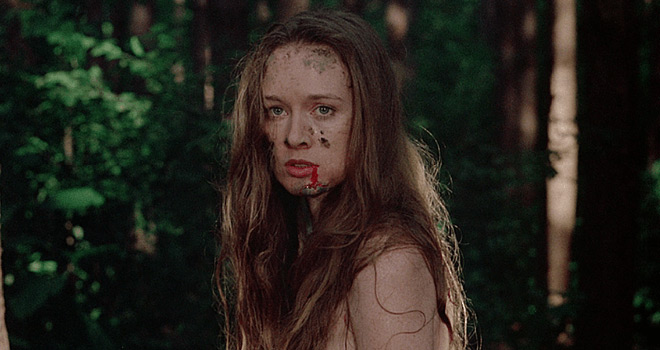 i spit camille - Interview - Camille Keaton