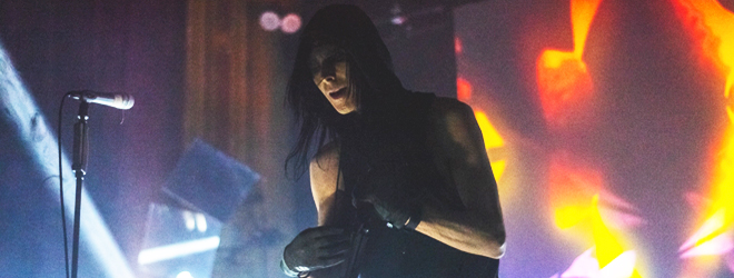 iamx live 2019 - IAMX Captivate The Bluebird Theater Denver, CO 4-29-19