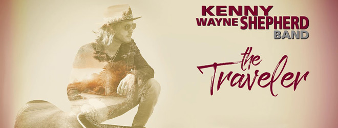 kenny slide - Kenny Wayne Shepherd Band -The Traveler (Album Review)