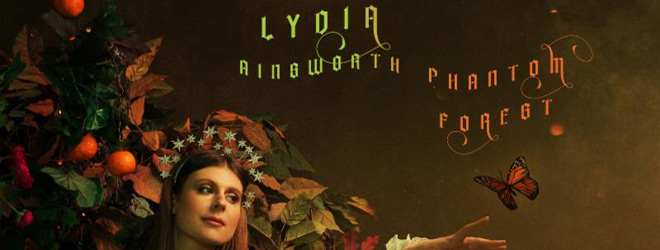 lyndia ainsworth slide - Lydia Ainsworth - Phantom Forest (Album Review)