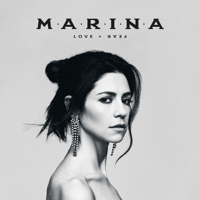 marina love fear - Cryptic Rock Presents: The Best Albums of 2019