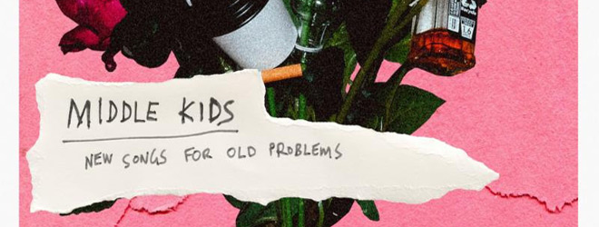middle kids ep slide - Middle Kids - New Songs For Old Problems (EP Review)