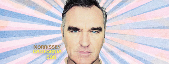 morrissey slide - Morrissey - California Son (Album Review)