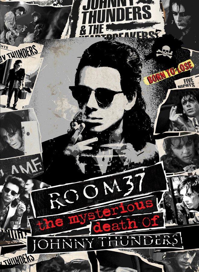 room 37 poster - Room 37: The Mysterious Death Of Johnny Thunders (Movie Review)