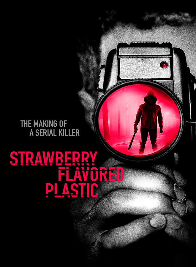 strawberry poster - Strawberry Flavored Plastic (Movie Review)