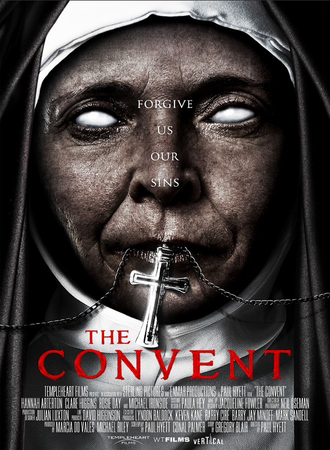 the covnent poster - The Convent (Movie Review)