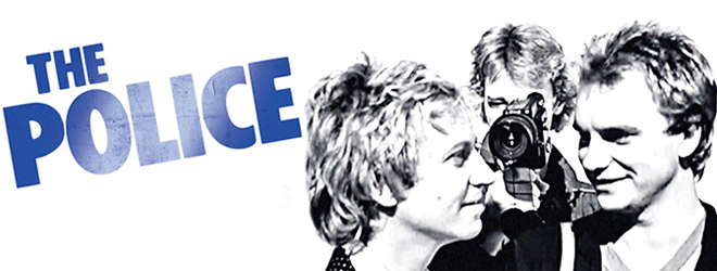 the police slide - The Police: Everyone Stares (Documentary Review)