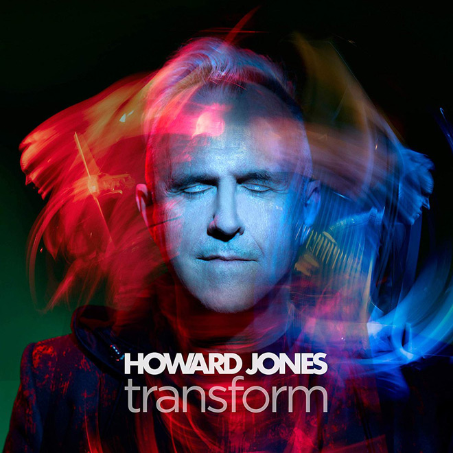 transform - Howard Jones - Transform (Album Review)