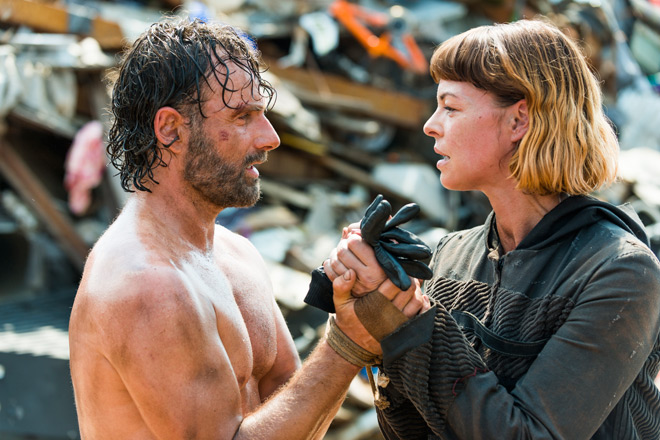 twd 807 - Interview - Pollyanna McIntosh