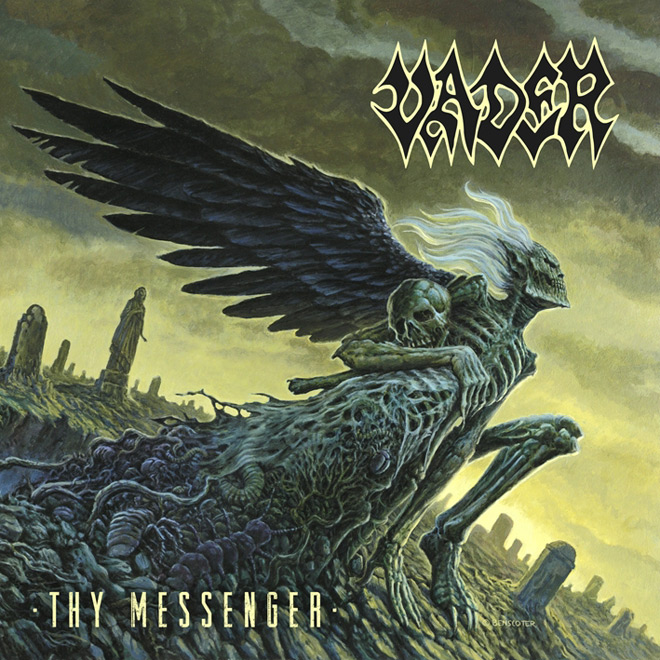 vader ep promo - Vader - Thy Messenger (EP Review)