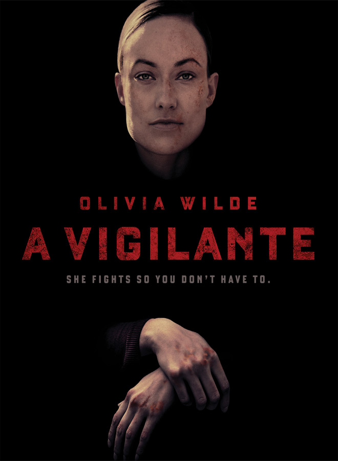 vigilante poster - A Vigilante (Movie Review)