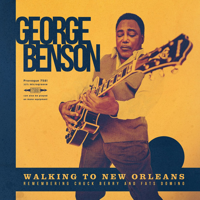 walking to new orleans - Interview - George Benson