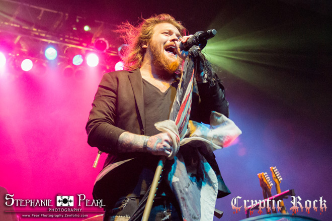 we are paramount - Interview - Danny Worsnop