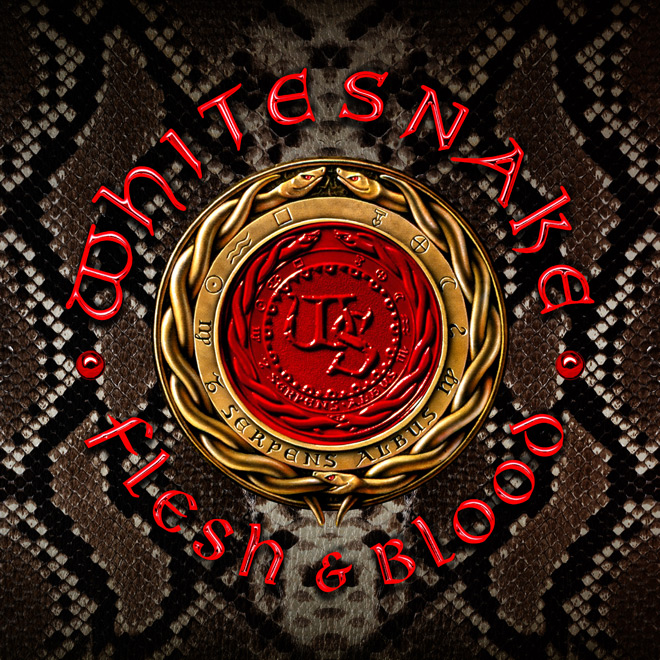 whitesnake flesh album - Whitesnake - Flesh & Blood (Album Review)