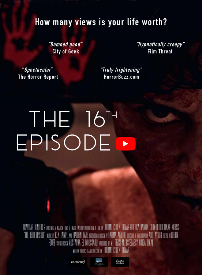 16th episode poster - The 16th Episode (Movie Review)