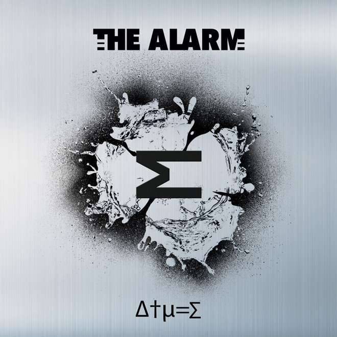 alarm cover - Interview - Mike Peters of The Alarm