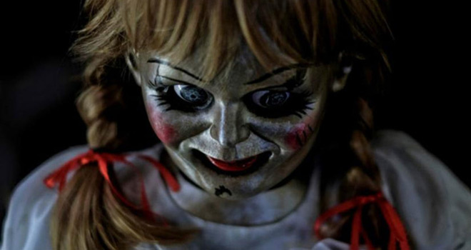 annabelle 1 - Annabelle Comes Home (Movie Review)