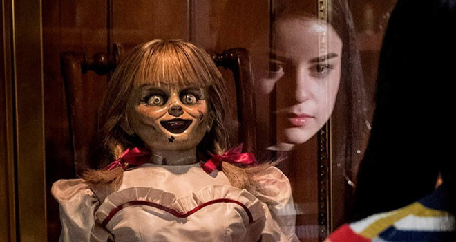 annabelle 2 - Annabelle Comes Home (Movie Review)
