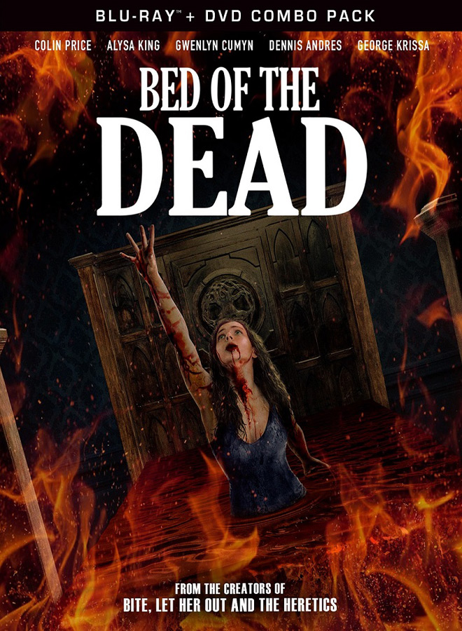 bed of dead poster - Bed of the Dead (Movie Review)