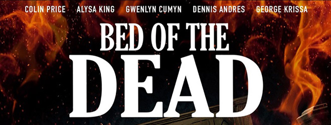 bed of dead slide - Bed of the Dead (Movie Review)