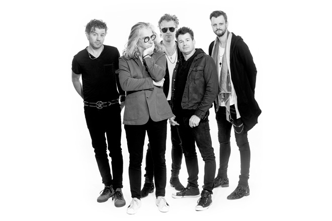 collective soul promo - Interview - Will Turpin of Collective Soul Talks New Music + More