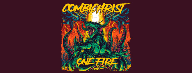 combichrist slide - Combichrist - One Fire (Album Review)