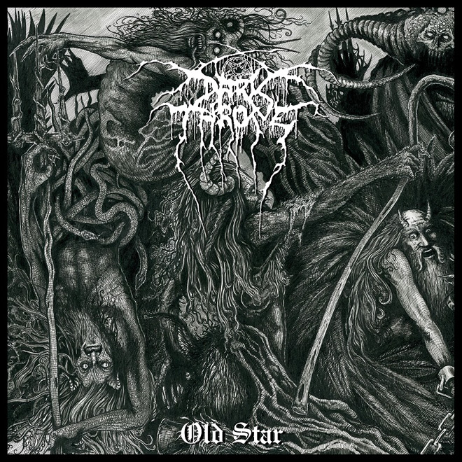 darkthrone album - Darkthrone - Old Star (Album Review)