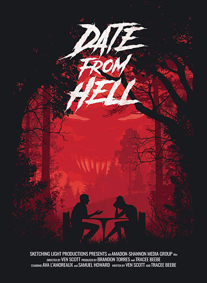 date from hell poster - Date From Hell (Short Movie Review)