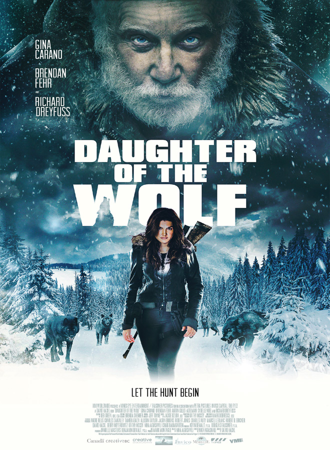 daughter poster - Daughter of the Wolf (Movie Review)