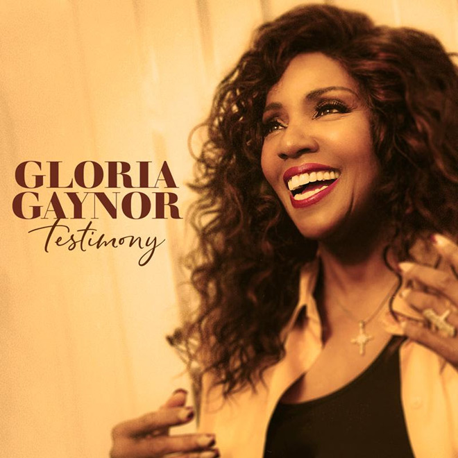 gloria gaynor - Gloria Gaynor - Testimony (Album Review)