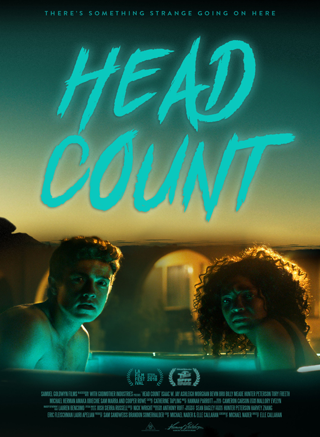 head count poster - Head Count (Movie Review)