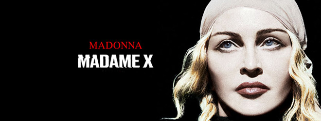 madonna slide - Madonna - Madame X (Album Review)