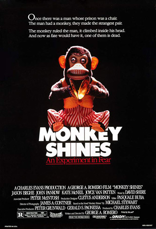 monkey shines - Interview - Tina Romero