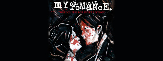 my chemical romance slide - My Chemical Romance Celebrate 15 Years of Three Cheers for Sweet Revenge