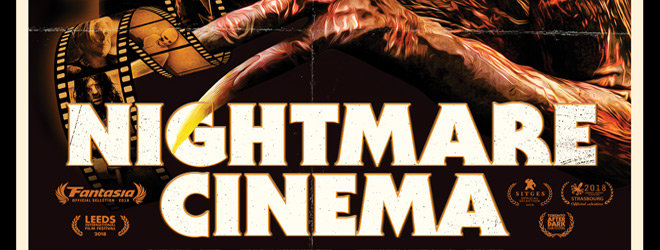 nightmare cinema slide - Nightmare Cinema (Movie Review)