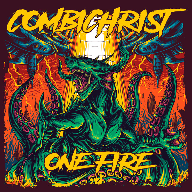 one fire - Combichrist - One Fire (Album Review)