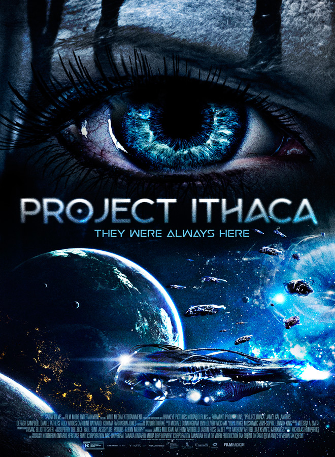 project ithaca poster - Project Ithaca (Movie Review)