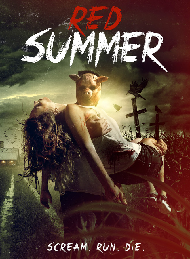 red summer poster - Red Summer (Movie Review)