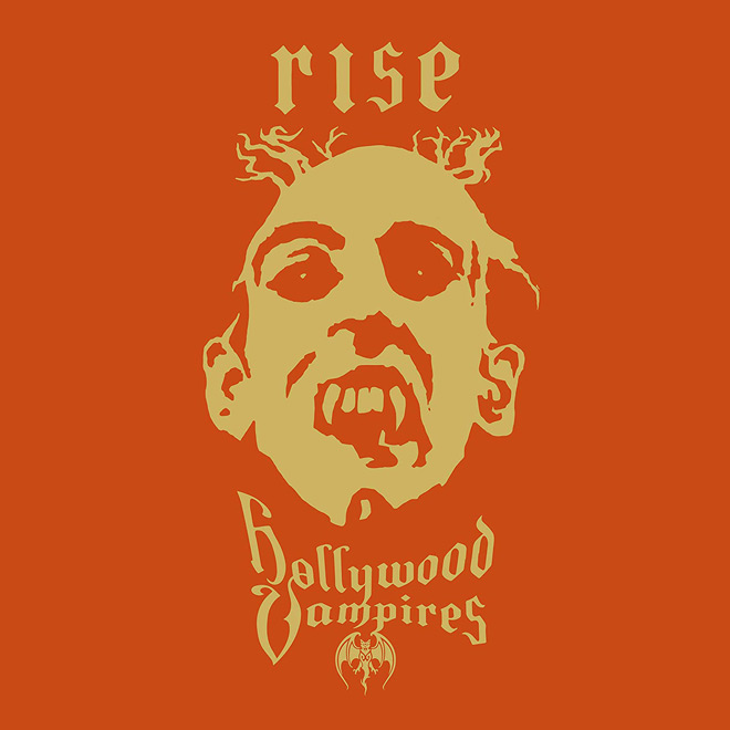 rise cover - Hollywood Vampires - Rise (Album Review)