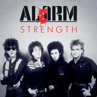 the alarm strength - Interview - Mike Peters of The Alarm