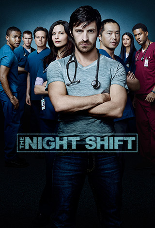 the night shift - Interview - Brendan Fehr
