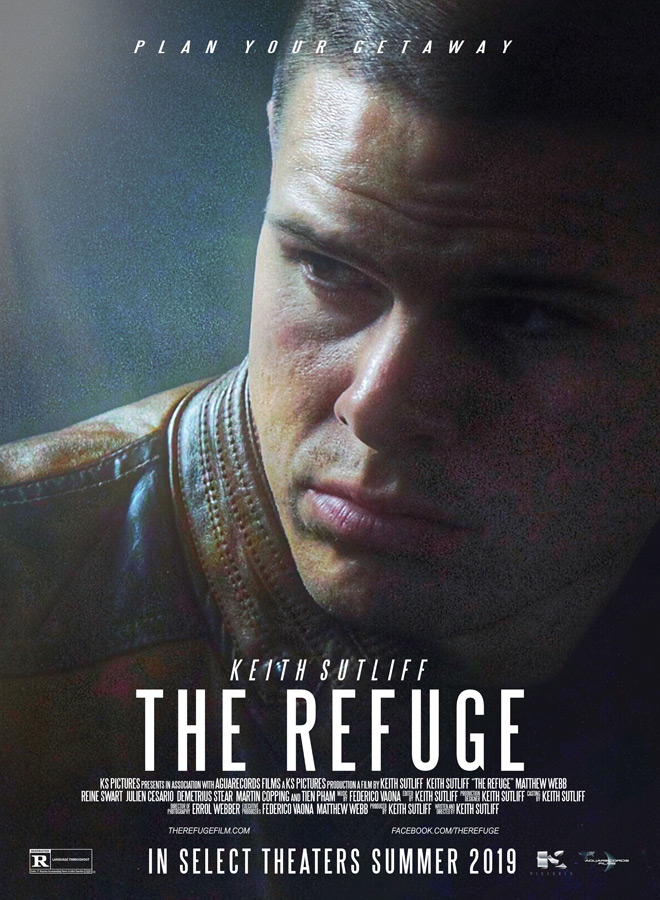 the refuge poster - The Refuge (Movie Review)