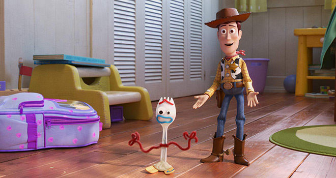 toy story 4 1 - Toy Story 4 (Movie Review)