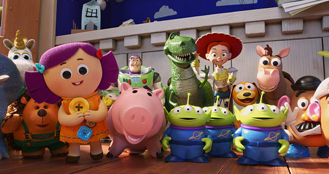 toy story 4 3 - Toy Story 4 (Movie Review)