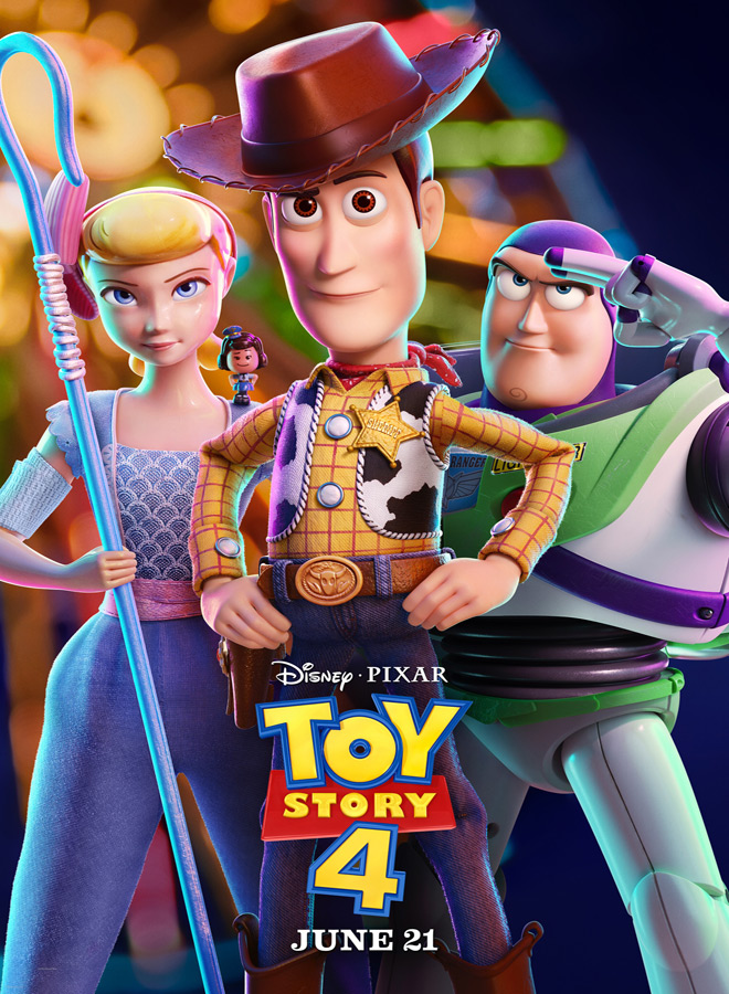 toy story 4 poster - Toy Story 4 (Movie Review)
