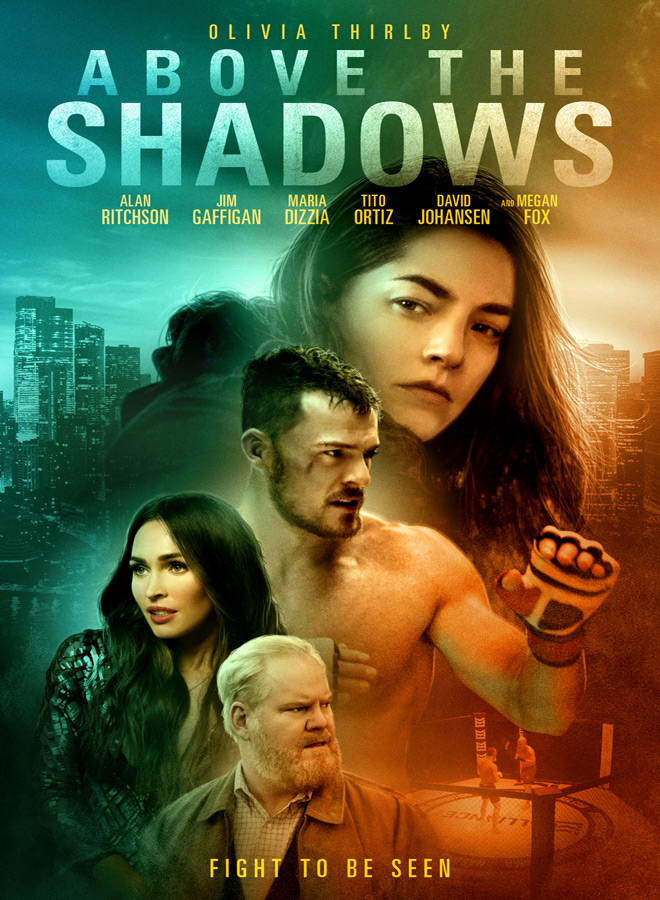 above the shadows poster - Above the Shadows (Movie Review)