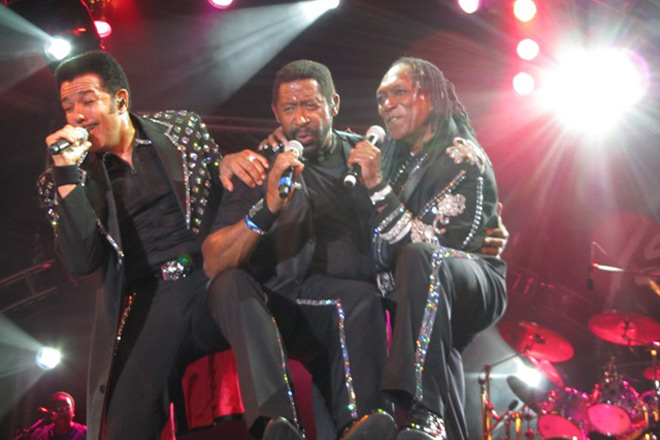 commodores live - Interview - William King of Commodores
