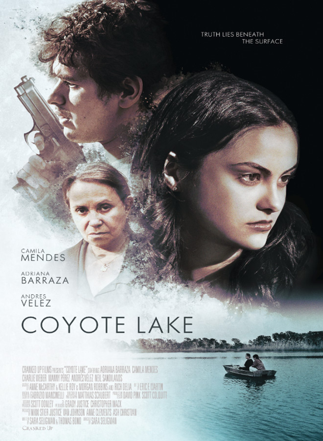coyote lake poster - Coyote Lake (Movie Review)