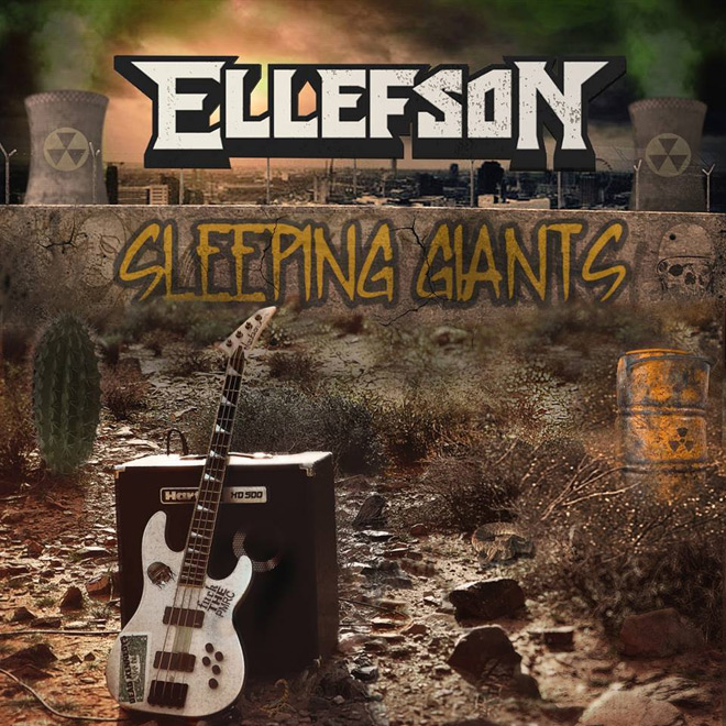 david sleeping giants - David Ellefson - Sleeping Giants (Album Review)