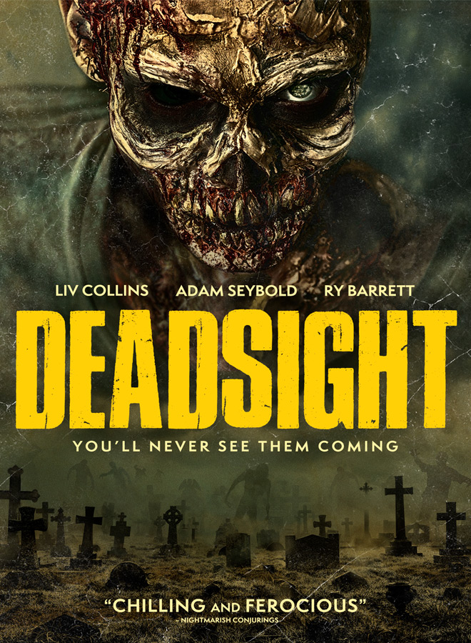 deadsight poster - Deadsight (Movie Review)